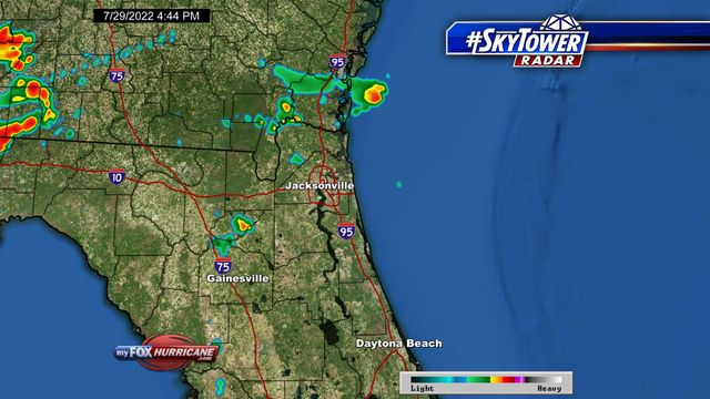 Florida Weather Map In Motion.Animated Radar For The Tampa Bay Area Fox 13 Tampa Bay