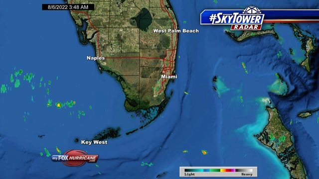 South Florida radar