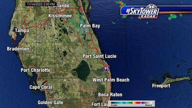 Radar View Hurricane And Hurricane Coverage From