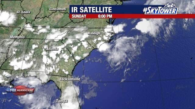 Invest 94L Satellite View | Hurricane and Hurricane coverage